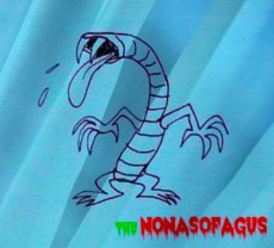 nonasophagus